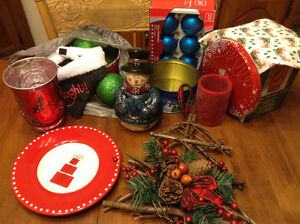 Christmas Assorted Items