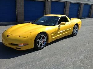 REDUCED 2001 Corvette