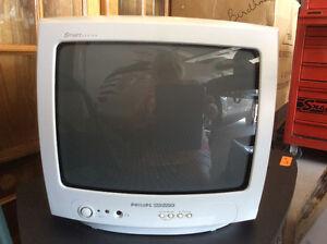 """Phillips 13"""" colour TV"""