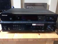 Pioneer multi-channel reciever