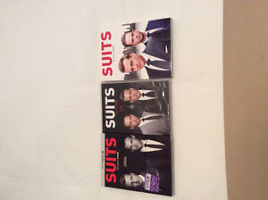 Seasons 3, 4 and 5 of the series SUITS