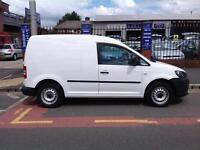 Volkswagen Caddy 1.6TDI ( 75PS ) C20 Startline 12 months mot clean van