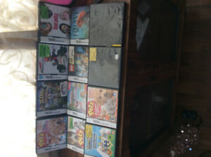 12 Nintendo DS games and travel case for sale