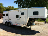 Brand New 2014 Kiefer freedom 2 Horse slant LQ