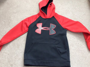 Under Armour youth Hoodie and other hoodies