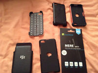 Various cell phone cases for Z10 and Z30