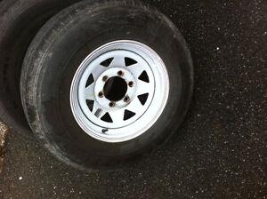 Trailer tires. $75.00. Each. Gatineau Ottawa / Gatineau Area image 2