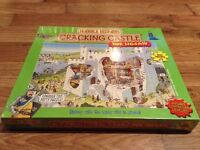Horrible Histories Cracking Castle The Jigsaw 300 pieces.