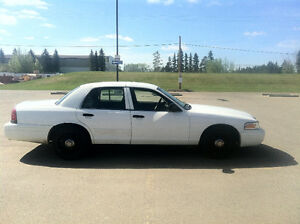 2010 Ford Crown Victoria Police Interceptor 113,500 kms