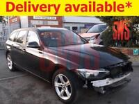 2013 BMW 320 d XDrive SE Auto 2.0 DAMAGED REPAIRABLE SALVAGE