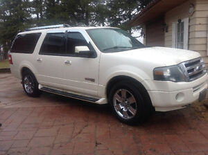 2007 Ford Expedition MAX.    Limited SUV, Crossover.....$7900