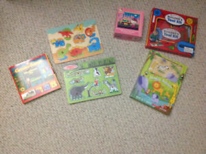 Puzzles for toddlers and preschoolers
