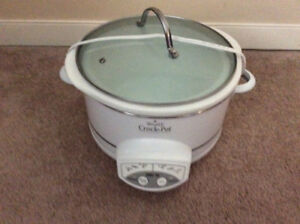 Rival Slow Cooker