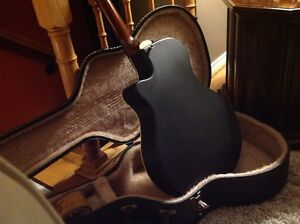 Yamaha acoustic Guitar  Kitchener / Waterloo Kitchener Area image 2