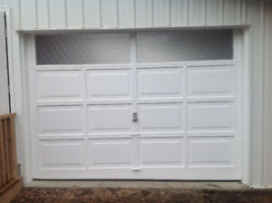 Wanted Wood Garage Door