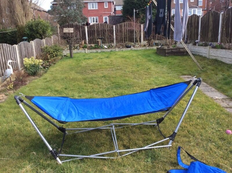 foldaway portable hammock foldaway portable hammock   in rotherham south yorkshire   gumtree  rh   gumtree
