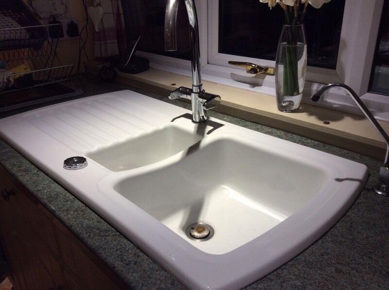 armitage shanks kitchen sink   50   38 5   x19 5   approx armitage shanks kitchen sink   50   38 5   x19 5   approx   in      rh   gumtree com