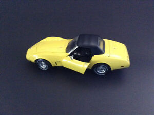 FOR SALE: 1975 CORVETTE STINGRAY L 82 DIECAST