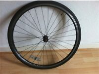 700C Racing bike front wheel Alexrims