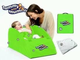 Tummy with mummy