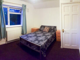 Double Room with Own Toilet! (85BR6)