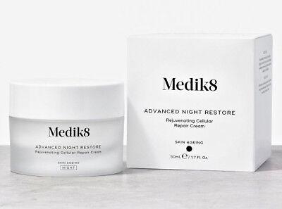 Medik8 Advanced Night Restore - Antioxidant, Rejuvenating, Repair Cream