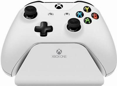WIRELESS Controller Stand Gear for XBOX One S Gaming White Remote Single Hand