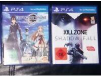 2 PS4 GAMES £15