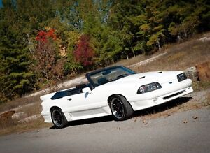 Ford Mustang GT Convertible 1993