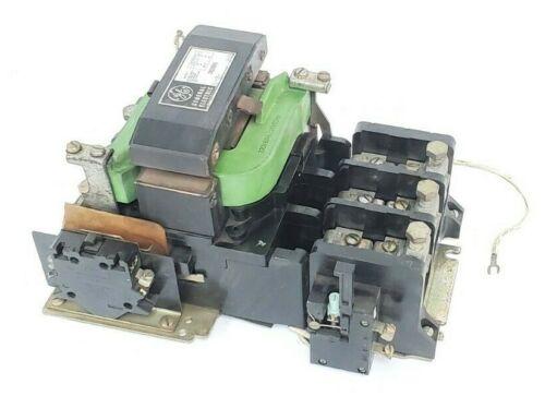 GE GENERAL ELECTRIC CR206F0 MOTOR STARTER 600VAC 135A NEMA SIZE 4 55-501463G22