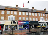 FOR SALE FREEHOLD WITH RESIDENTIAL INVESTMENT, ROSEHILL, SUTTON, SM1 1AF
