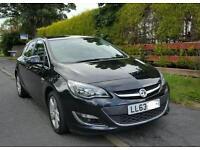 Vauxhall Astra 1.4 turbo sri Very low miles.