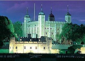 Luxury Tower of London Weekend Break in Wimbledon