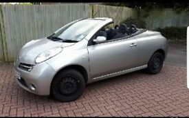 Nissan Convertible