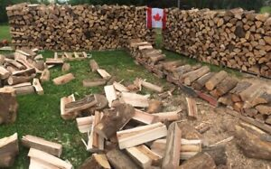 FIREWOOD cut split EASTER SALE!