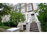 Stunning Two Double Bedroom Flat With Patio Close to Notting Hill Station Available Immediately!