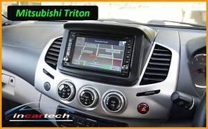 Mitsubishi Triton 06-14 GPS Navigation Bluetooth USB Sydney Parramatta Parramatta Area Preview