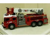 Large Toy Fire Engine with lights and sound