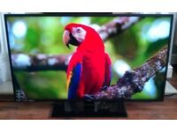 40- Inch Bush tv freeview HD LED TV builtin with remote control