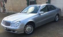 2002 Mercedes-Benz E320 Sedan Woodside Adelaide Hills Preview