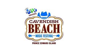 Cavendish Beach Music Festival 3 days and parking