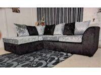 SOFA LUXURY SOFA *DYLAN*Cheapestt Price also foot stool swivel chair or 3+2/Corner sofa 40234