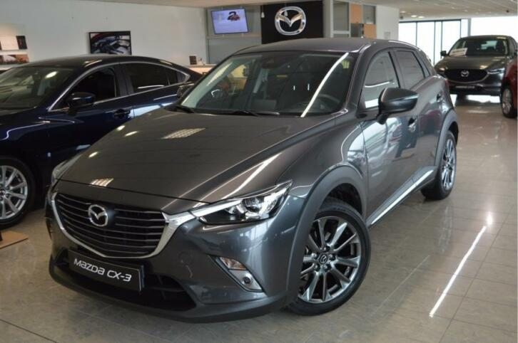 Ruime aanbod Mazda CX-3 Occasions 2016 -2018 BYNCO