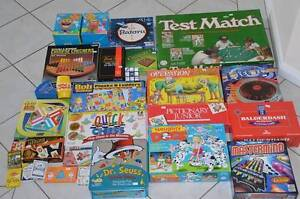 Board Games - children to adults Royalla Queanbeyan Area Preview