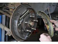 Mobile break repair service