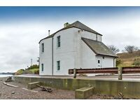 STUNNING DETACHED 3 BED VILLA ON THE BANKS OF MONTROSE BASIN, ANGUS