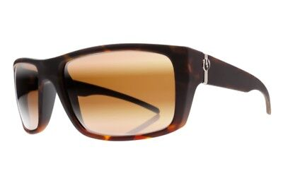 Electric Visual Sixer Black Eyed Tortoise / OHM Bronze Bi Gradient Sunglasses