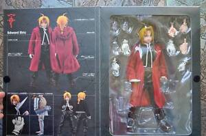 Fullmetal Alchemist Edward Elric Figure Rare Wyee Lake Macquarie Area Preview