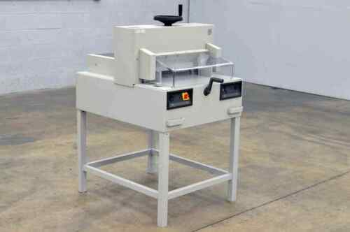 Triumph Ideal 4810-95 Paper Cutter with Stand
