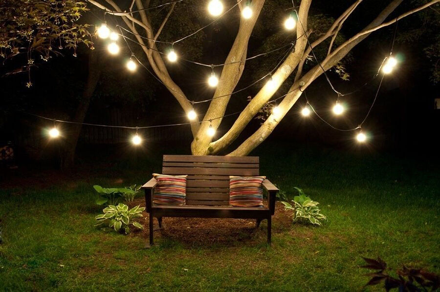 Top 5 styles of garden lighting ebay for Garden lighting designs
